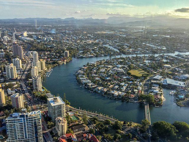 Australija gradovi